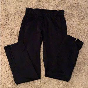 Nike black sweatpant